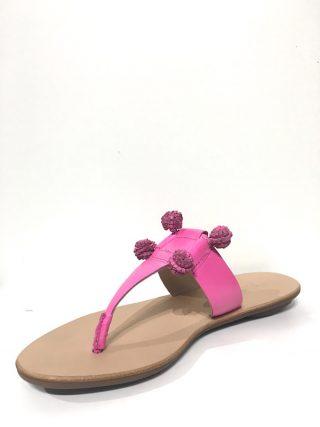 Loeffler Randall Pom Pom Sandal