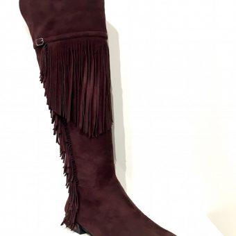 Effie Fringe Boot