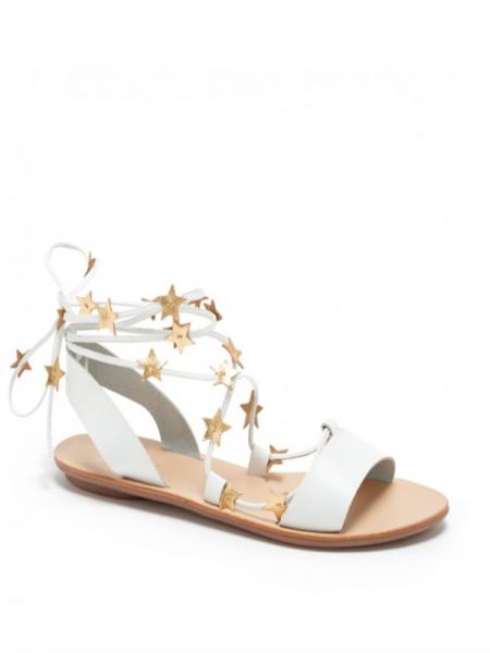 Loeffler Randall Stars Wrap Sandal