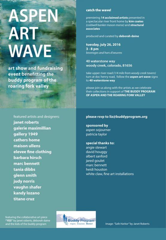 Aspen Wave Art