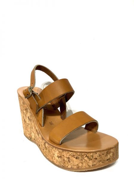 k Jacques Borneo Two Band Wedge