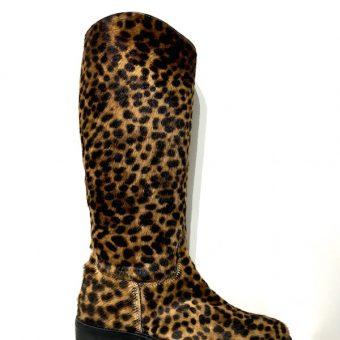 Elyse Walker Grace Leopard Boot