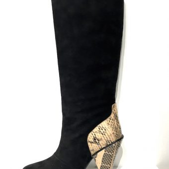 See by Chloe Molly Snake Boot