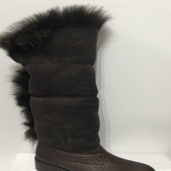 Pedro Garcia Odette Fur Boot