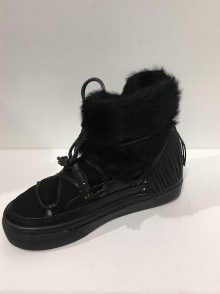 Inuikii Rabbit Sneaker Flat