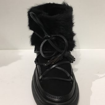 Inuikii Wedge Sneaker Rabbit Wedge