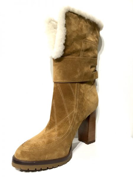 Sigerson Morrison Evanlee Shearling Boot